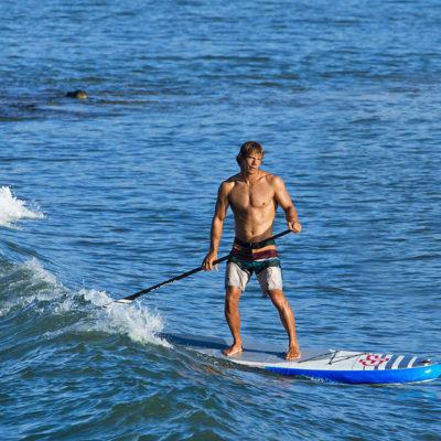 Das Allround ISUP kann sich auch fürs Wellenreiten eignen. Bildquelle: JP Australia